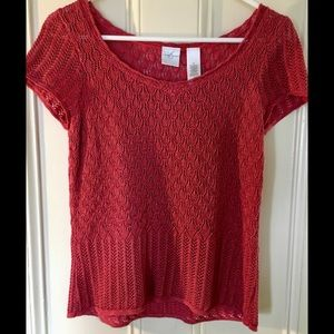 Emma James Pullover Knit Top